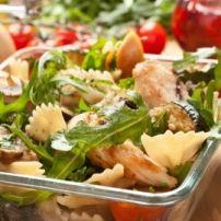 Pastasalade Met Kip En Rode Pesto recept | Smulweb.nl