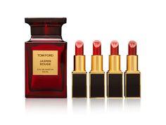 Tom Ford eau de parfum jasmin rouge http://www.vogue.fr/mode/shopping/diaporama/cadeaux-de-noel-rouge-fatal/10938/image/651526#tom-ford-eau-de-parfum-jasmin-rouge