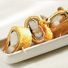 Spicy Shrimp Wraps | Coastalliving.com