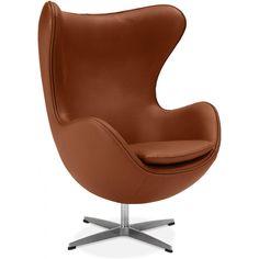 Bold Stuhl - Hochwertiges Leder