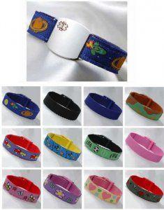 Slider Medical ID bracelet for kids