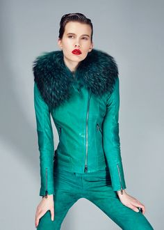 SLY 010 FEMME • F/W 2013/14 • LOOK 25