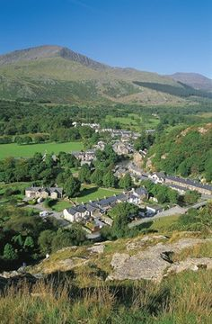 (PHOTO: Visit Wales) Britain's most picturesque villages Beddgelert, Gwynedd, Wales Snowdonia's most beautiful village Wales Snowdonia, Places To Travel, Places To Go, Visit Wales, North Wales, Wales Uk, Two Rivers, English Village, Travel Articles