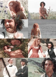 Ross and Demelza <3