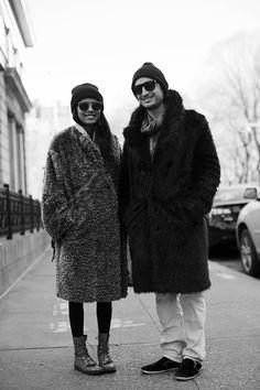 On the Street……Sixteenth St., New York - The Sartorialist