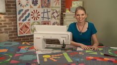 Craftsy Class Homeroom  Free Motion quilting class from Leah Day!!!!