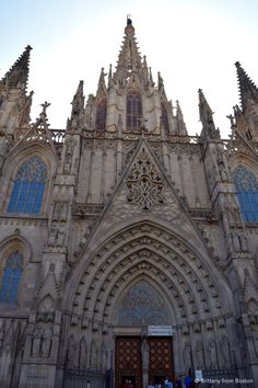 24 Hours in Barcelona: A Quick Guide to the Catalan Capital // Brittany from Boston