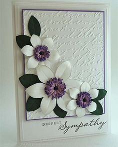 Making Hand Cut Paper Flowers paperpleatsand ribbob roses clematis + blacked eyed susan tutorials