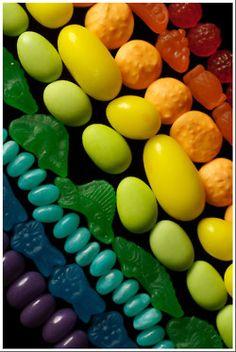 rainbow of sweetness