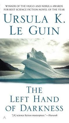 by Ursula K. Le Guin Winner of the Hugo and Nebula Awards A groundbreaking work of science fiction, The Left Hand of Darknesstells the story of a lone human em