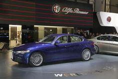 2017 Alfa Romeo Giulia engines will provide from 148 up to 503 hp.