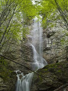 Slovakia, Brankovský waterfalls