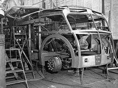 Geo. Heiser Body Co., George Heiser, Heiser's, Heisers Inc., History, Kenworth bus, Heiser Radiator & Fender Works, Auto Sheet Metal Factory, Newell-type, Seattle - CoachBuilt.com