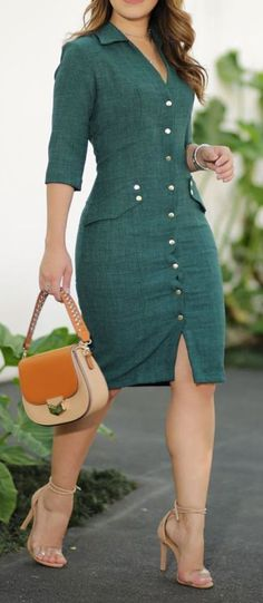Modest Casual Summer Fashion from 51 of the Fashionable Casual Summer Fashion collection is the most trending fashion outfit this season. This Casual Summer Fashion look related to dresses, robechic, vestidos and vestidosajustados was carefully discovered Women's Dresses, Dresses Elegant, Hippie Dresses, Dresses For Work, Wedding Dresses, Formal Dresses, Girls Dresses, Mini Dresses, Tailored Dresses