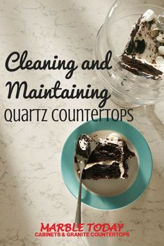 Keep your quartz countertops gleaming, and your kitchen looking beautiful. http://marbletoday.com/cleaning-and-maintaining-quartz-countertops/