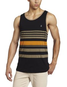 Perfect for that Muscular man during the Summer! SO HOT! $20  Amazon.com: Volcom Men's Think Tank Top: Clothing