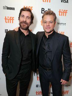 Matt Damon, Christian Bale, Toronto, Rocky Balboa, Al Pacino, The Expendables, Jason Statham, Tough Guy, Jackie Chan