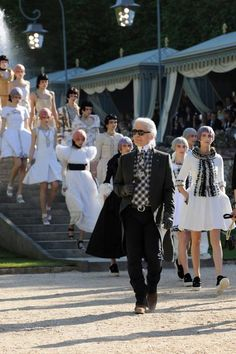 Chanel, Karl Lagerfeld!!