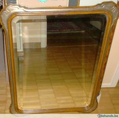 Gebruikt: goede staat ong 70 x 50 cm (Spiegels) - Te koop voor € 50,00 in Nevele Landegem Mirror Above Fireplace