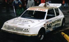 942 Davy McCall. National Hot Rod circa 1990