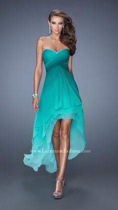 La Femme 19467   La Femme Fashion 2014 - La Femme Prom Dresses - Dancing with the Stars