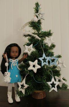 Tuto robe à lacet pour poupée Corolle et Paola-Reina.