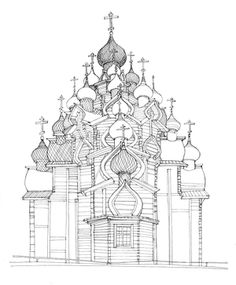 Transfiguration Church, Kizhi