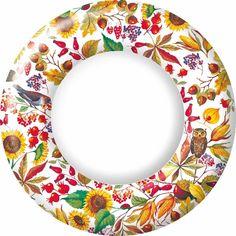 Wholesale designer paper plates and napkins.(($)) | Thanksgiving | Pinterest | Napkins  sc 1 st  Pinterest & Wholesale designer paper plates and napkins.(($)) | Thanksgiving ...