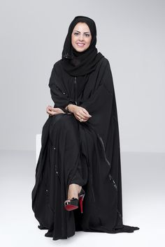 Meeting up with Hania Albraikan of HANIA Luxury Abaya « Fashion « Sans Retouches