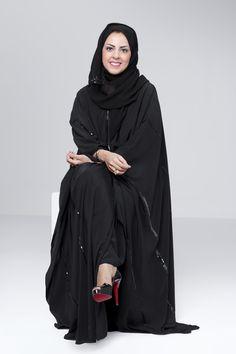 Meeting up with Hania Albraikan of HANIA Luxury Abaya « Fashion « Sans Retouches