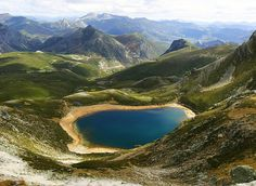 Spain - The lofty peaks of the Picos de Europa mountain ranges are said to be the most spectacular