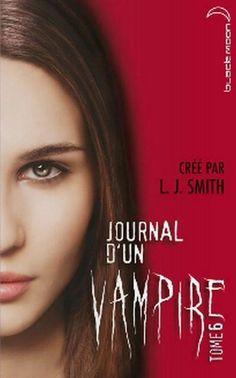 Journal D'Un Vampire Tome 6