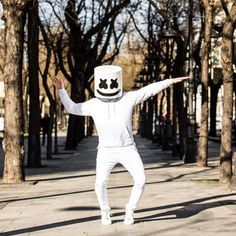 pictame webstagram Pop lock and marsh it . Alan Walker, Dj Music, Music Mix, Marshmello Wallpapers, Marshmello Dj, Pop Lock, Krewella, Itslopez, Best Dj
