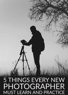 5 Things New Photographers Should Learn and Practice #beginnerphotography #phototips #photography