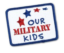 Our Military Kids provides grants to your children so they can participate in extracurricular activities while a parent is deployed overseas. We cover all sports, fine arts, and tutoring programs up to $500 for up to 6 months of participation. Visit us at www.ourmilitarykids.org to apply, or call the office at (866) 691-6654.