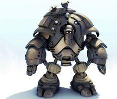 big robot