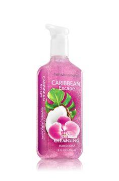 Caribbean Escape Deep Cleansing Hand Soap - Soap/Sanitizer - Bath & Body Works