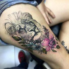 Lion tattoo. What a beauty. ---------------------------  #tattoo#tattooer#tattooed#tattooing#tattoos#tattooart#tattooink#tattoogirl#tattoosnob#tattoolove#tattootime#tattooartist#tattoomodel#studiotattoo#tattooaddict#sketch#tattoosketch#inked#ink#instagood#instamood#art#tattooit13#inktattoo#tattooideas#tattooedlife#smalltattoo#instatattoo#artist#lifestyle