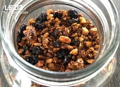 How to Make Granola at Home – My Delicious Food – – hausgemacht Baby Food Recipes, Fall Recipes, Asian Recipes, Diet Recipes, Dessert Recipes, How To Make Granola, Wie Macht Man, Diet Food List, Snacks