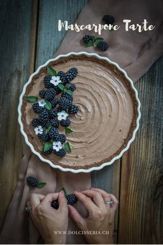 Vanille Paste, Foodblogger, Lchf, Sweets, Pie, Mascarpone, Peppermint, Cacao Powder, Chocolate