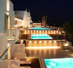"""""""where is this?!""""   La Residence Luxury 5 Star Hotel Suites in Mykonos, Greece"""