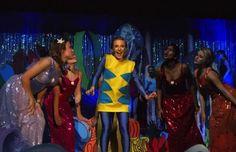 Flounder from Little Mermaid Flounder Costume, Disney Princess Half Marathon, Coach K, Costumes, Costume Ideas, Under The Sea, The Little Mermaid, Jr, Saree