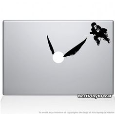 I have finally found the perfect MacBook decal!