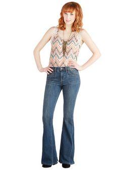 So Very Stylish Jeans, #ModCloth