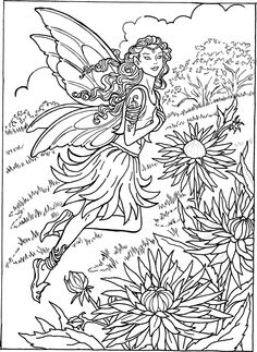 Fairy Fashion Dover Coloring Books Scott Altmann 9780486466842