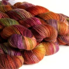 So Much Yarn, So Little Time: Photo