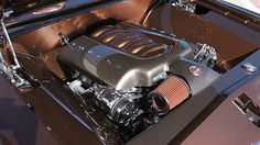 1963 CHEVROLET IMPALA RESTO MOD LS7/505 HP, 4 SPEED