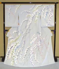 """kagayuzen: """" Kaga-Yuzen Kimono Yoshinori Koizumi """""""
