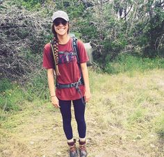 Camping/hiking outfit
