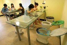 59 Crazy Japanese Restaurants - From Eroticized Coffee Shops to Toilet-Themed Restaurants (TOPLIST)